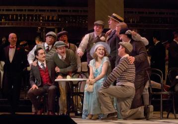 Foto: Metropolitan Opera de Nueva York