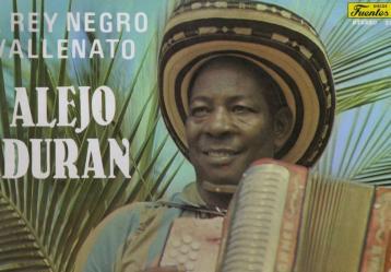 El primer rey vallenato Gilberto Alejandro Durán Díaz