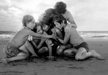 Foto: Imagen película Roma.