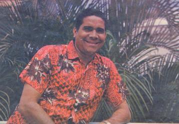 Foto: Disco Antolín Lenes y su Combo Orense.