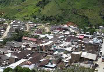 Foto: Carlos E. Conde - Archivo Alcaldía de Argelía, Cauca.