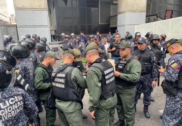 Foto: Cuenta de Twitter Juan Guaidó.