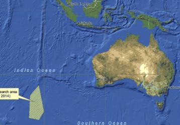 Imagen difundida por el Gobierno Australiano