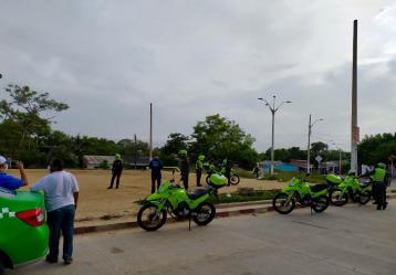 Foto de referencia: Policía de Barranquilla