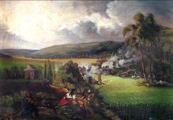 Batalla de los ejidos de Pasto: José María Espinosa (1845)