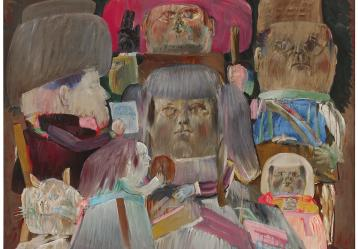 Foto prensa cortesía Museo Nacional. Artista: Fernando Botero.