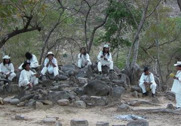 Indígenas Wiwas denuncian que por la sequía, gran variedad de la fauna ha migrado del departamento.  Foto: Archivo - Alcaldía de San Juan del Cesar - La Guajira