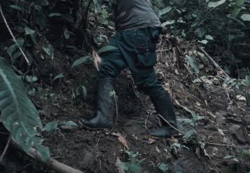 Fotos: Captura del documental (Colprensa)