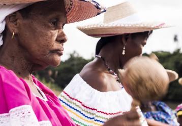 Foto: Página web Red de Cantadoras del Sur