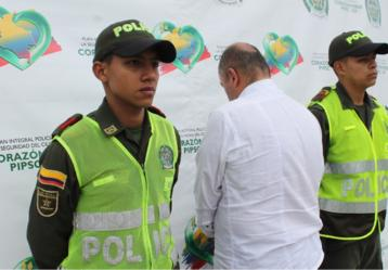 Foto: Policía de Manizales