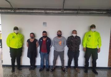 Foto: Cortesía Sijín, Policía de Bogotá.