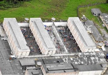Cárcel La Blanca. Foto: La Patria de Manizales