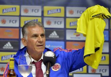 Foto: Federación Colombiana de Futbol.