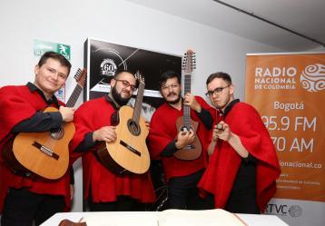 Los Rolling Ruanas. Foto: Sandro Sánchez - RTVC