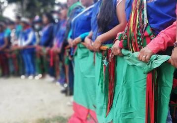 Foto: Consejo Regional Indígena del Cauca.