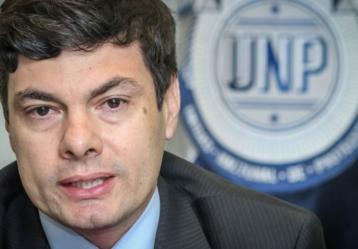 Director de la Unidad Nacional de Protección Diego Mora