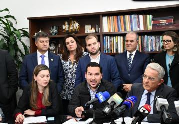 Foto: Twitter Centro Democrático