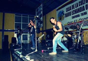 Foto: Festival Chaparral Quiere Rock 2013