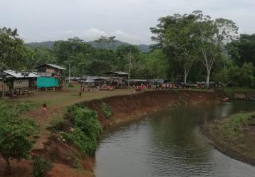 Foro: Cortesía Personería Juradó (Chocó).