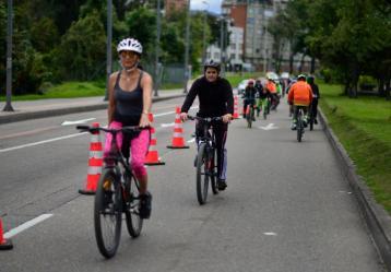 Foto: Twitter Secretaría de Movilidad de Bogotá