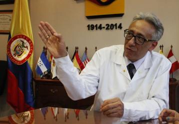 Director de Medicina Legal. Foto: Colprensa.