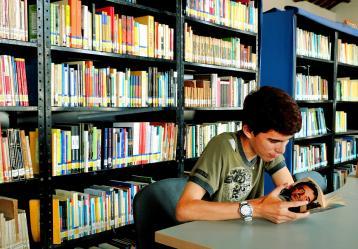 Según la Directora de la Biblioteca Nacional de Colombia, Consuelo Gaitán, Colombia supera a países como Argentina, Chile y México . Foto: Colprensa.