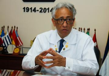 Carlos Eduardo Valdés Moreno, director de Medicina Legal. Foto: Colprensa.