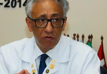 Carlos Valdés, Dr. Instituto de Medicina Legal y Ciencias Forenses. Foto: Colprensa.