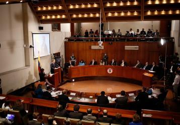 Corte Constitucional.Foto: Colprensa