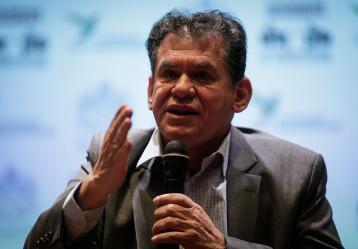 León Valencia, director de la Fundación Paz y Reconciliación. Foto: Colprensa. Junio 2017.