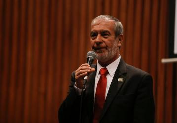 Foto: alcalde de Pasto, Pedro Vicente Obando/Colprensa - julio de 2017.