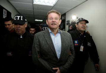 Excongresista Otto Bula. Foto: Colprensa