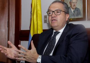 Fernando Carrillo. Foto:Colprensa,