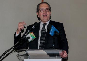 Procurador Fernando Carrillo. Foto: Colprensa