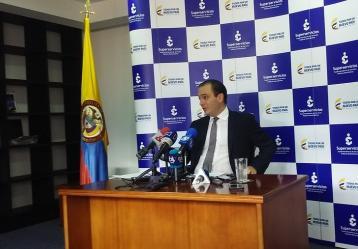 Superservicios José Miguel Mendoza. Foto: Colprensa