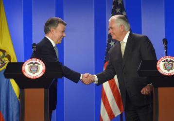 Foto: Secretario de Estado de Estados Unidos, Rex Tillerson / Colprensa 2018.