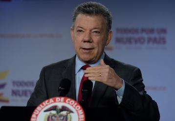 Foto: Colprensa- Presidencia de la República. Abril 2018.