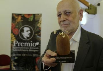 Edgardo Cozarinsky, escritor argentino. Foto: Colprensa.