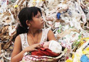 Imagen del documental 'Plastic China', nominado al Gran Premio del Jurado en Sundance de este año.