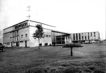 Foto: Antiguas instalaciones de la Radiodifurora Nacional. Archivo particular