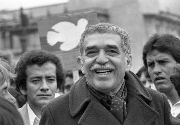 Gabriel García Márquez. Foto: Colprensa
