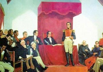 Foto: Historia del nuevo mundo.