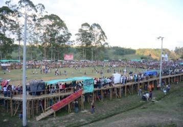 Foto: Carnaval de Riosucio