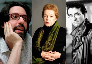 Andrés Neuman, Hebe Uhart y Roberto Bolaño, algunos de los narradores imprescindibles en América Latina.