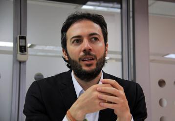 Daniel Quintero es el nuevo alcalde de Medellín. Foto: Colprensa. octubre de 2019
