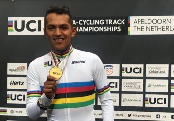 Foto: Federacion Colombiana de Ciclismo
