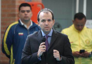 Foto: Ministerio de Deporte.