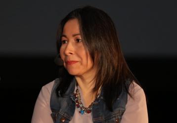 Dora Brausin Pulido, subgerente de Radio de RTVC.