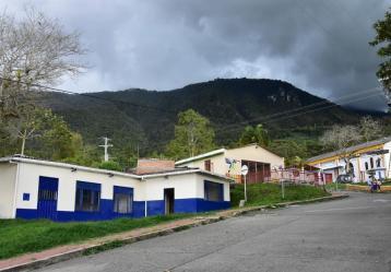 Foto: Ocampo vivió en la vereda La Virginia, zona rural de Calarcá. Este municipio está ubicado a seis kilómetros al oriente de Armenia (Quindío). Crédito: Gobernación Quindío
