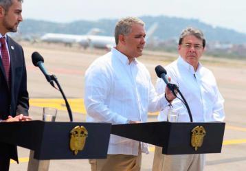 Foto: Presidencia de la República de Colombia.
